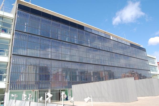 Presentació del festival arquitectònic 48h Open House BCN a Badalona