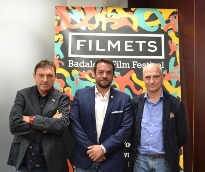 Avui s'ha presentat a Badalona la 45a edició de FILMETS Badalona Film Festival, que del 18 al 27 d'octubre, projectarà 251 curtmetratges a la secció oficial