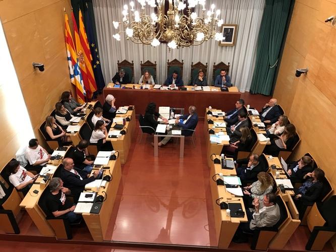 Resum dels acords del Ple de l'Ajuntament de Badalona del 29 d'octubre