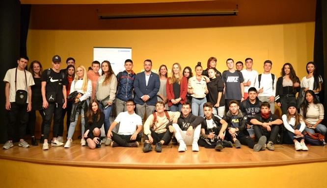 Avui s'ha inaugurat el curs 2019-2020 Programes de Formació i Inserció