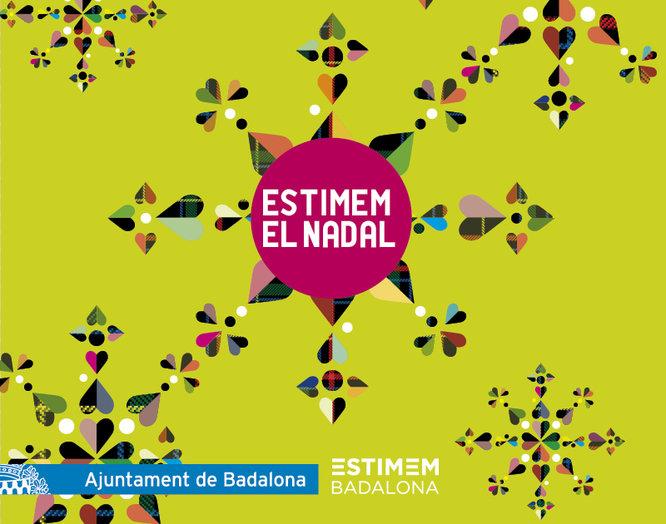 Badalona inicia el Nadal dissabte 30 de novembre amb l'encesa de llums al pont del Petroli i a la plaça de la Vila i un gran concert al passeig Marítim