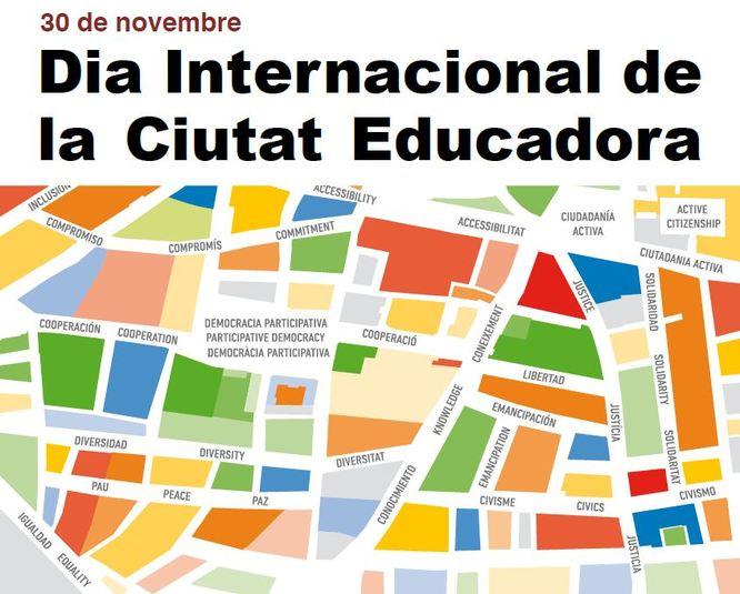 Badalona celebra el Dia Internacional de la Ciutat Educadora