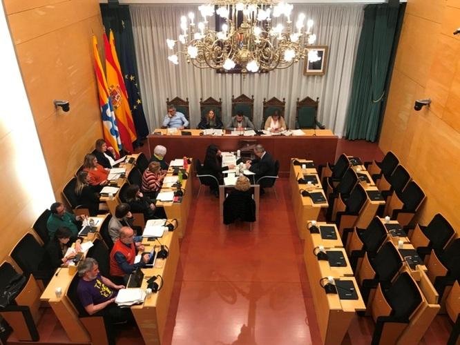 Resum dels acords del Ple de l'Ajuntament de Badalona del 28 de gener de 2020