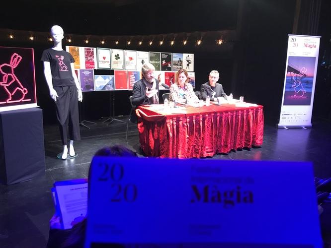 El Festival Internacional de Màgia de Badalona – XX Memorial Li-Chang celebra els seus 20 anys amb una programació de luxe