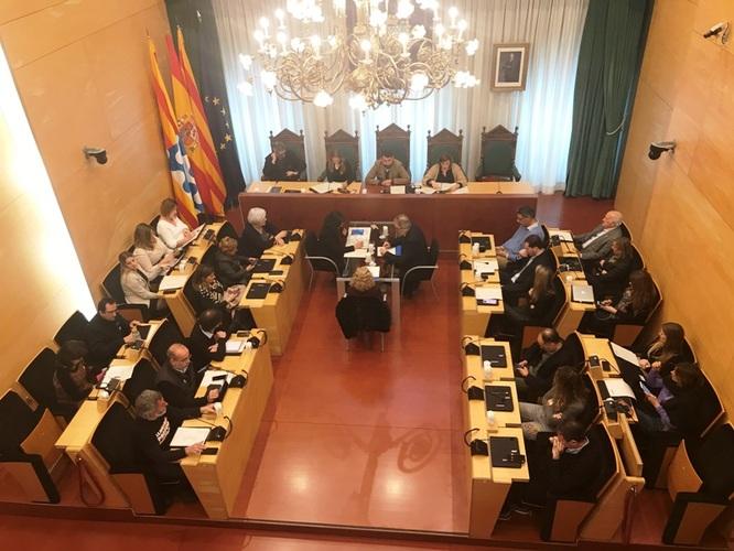 El Ple de l'Ajuntament de Badalona aprova les bases per a les subvencions destinades a les entitats de la ciutat