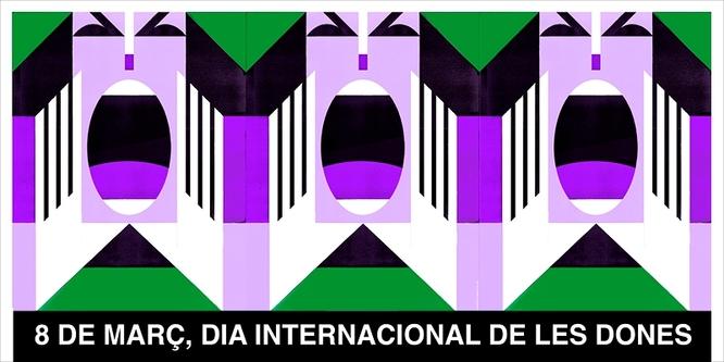 Badalona celebra el Dia Internacional de les Dones