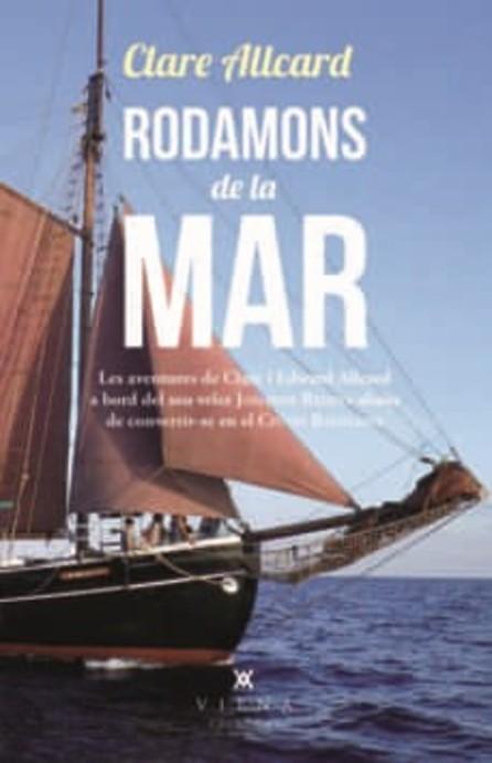 """Presentació i tertúlia sobre el llibre """"Rodamons de la mar"""" de Clare Allcard"""