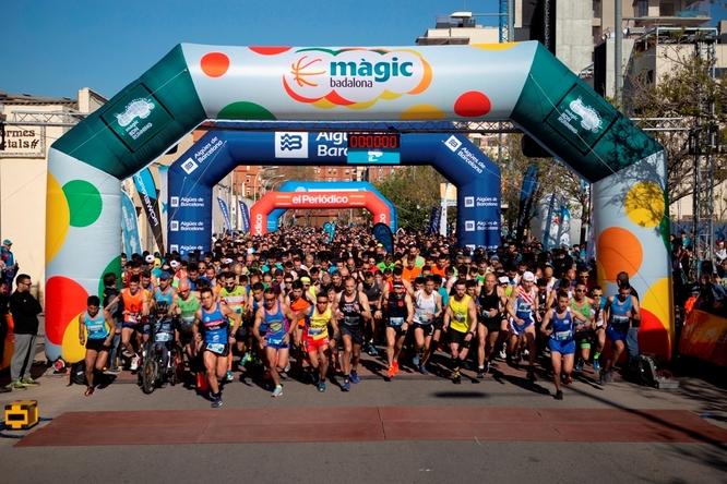 Ajornada fins al 14 de juny la cursa Màgic BDN Running