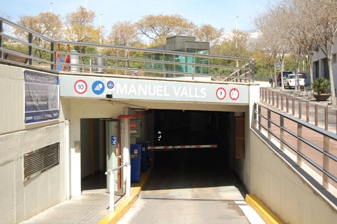 Els aparcaments municipals de rotació gestionats per ENGESTUR faciliten l'estacionament de forma gratuïta als professionals sanitaris