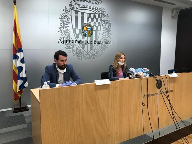 Álex Pastor presenta la seva dimissió a l'alcaldia i al càrrec de regidor de l'Ajuntament de Badalona