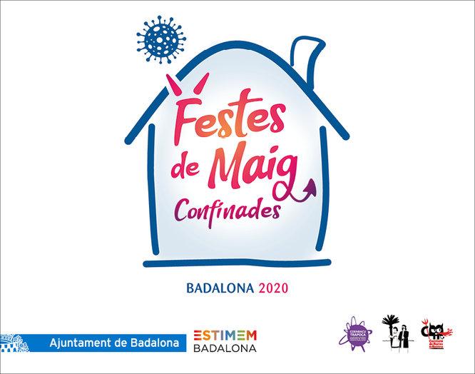 Badalona prepara unes Festes de Maig Confinades per mantenir viu l'esperit i el sentiment d'aquestes festes