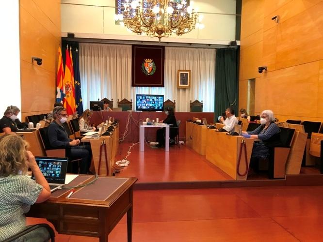 Resum dels acords del Ple de l'Ajuntament de Badalona del 2 de maig de 2020