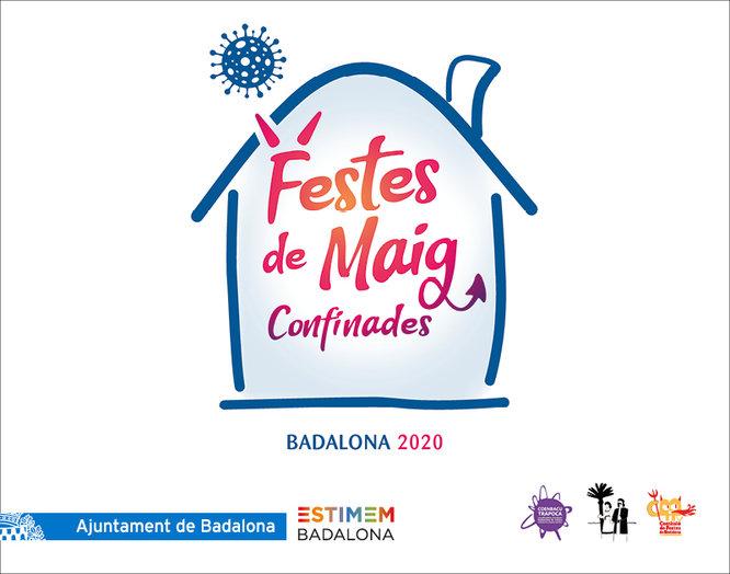 Professionals de Badalona Serveis Assistencials faran demà divendres el Pregó de les Festes de Maig Confinades