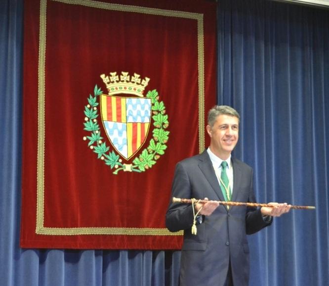 Xavier Garcia Albiol nomenat nou alcalde de Badalona