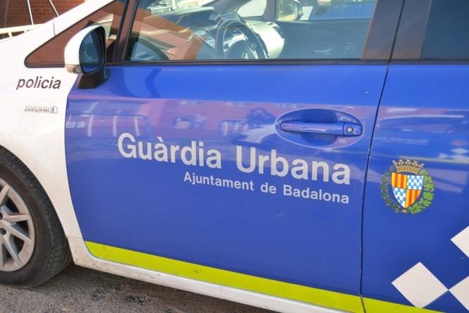 La Guàrdia Urbana deté una persona al barri de La Salut per amenaces amb un punyal