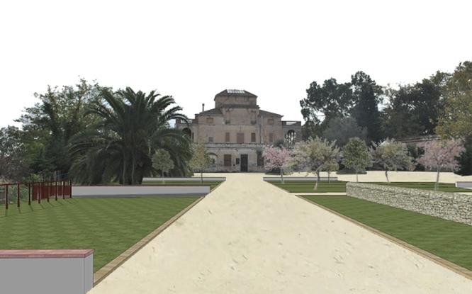 Aquest dilluns comencen les obres de millores del parc de Can Solei i de Ca l'Arnús