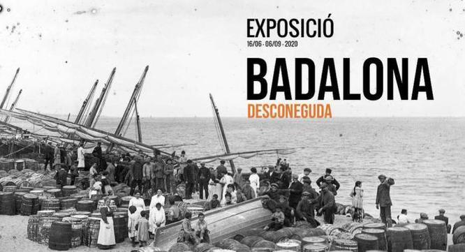 El Museu presenta l'exposició Badalona desconeguda que testimonia gràficament els canvis de la ciutat des de finals del segle XIX fins a finals del XX