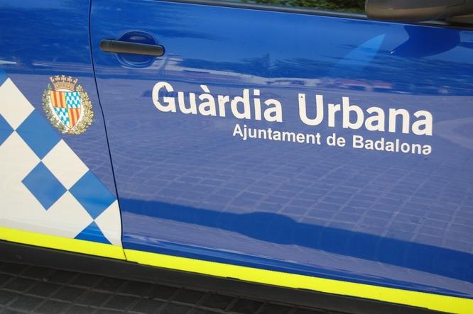 Desmantellat un assentament il·legal al barri de Montigalà de Badalona