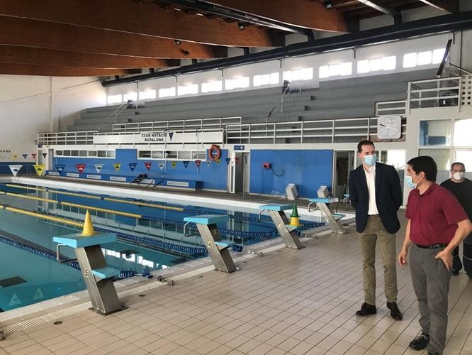 El govern de Badalona recupera el projecte de construcció d'una piscina olímpica a la ciutat