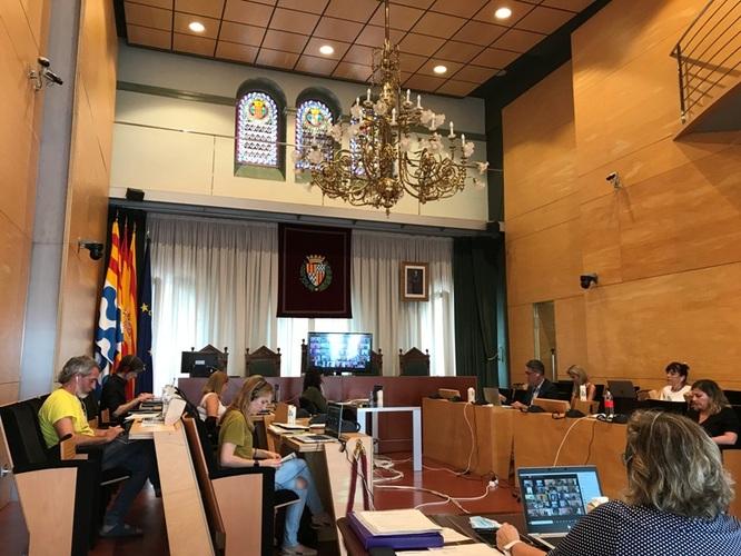 Resum dels acords del Ple de l'Ajuntament de Badalona del 30 de juny de 2020