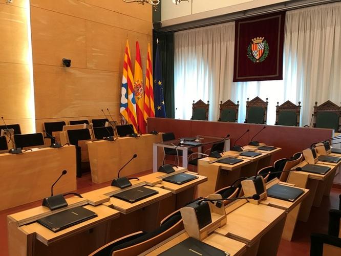 El divendres 17 de juliol, sessió extraordinària del Ple de l'Ajuntament de Badalona