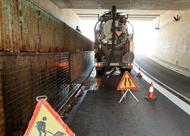 L'Ajuntament ha enllestit un dispositiu de prevenció i actuació davant el risc de fortes pluges