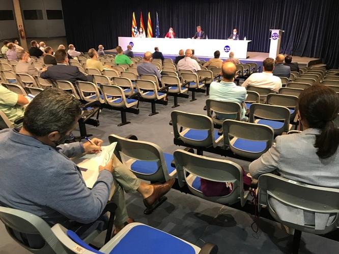 La seguretat i la neteja, eixos principals de la reunió entre l'alcalde de Badalona i l'empresariat i els autònoms del polígon de Les Guixeres