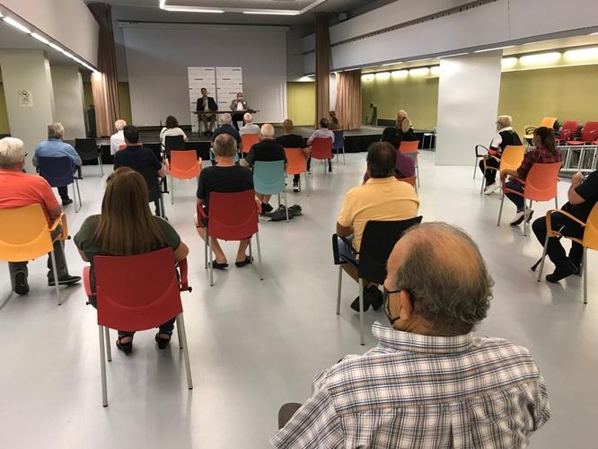 L'Ajuntament de Badalona i les entitats andaluses treballaran per impulsar i projectar les seves activitats al conjunt de la ciutadania