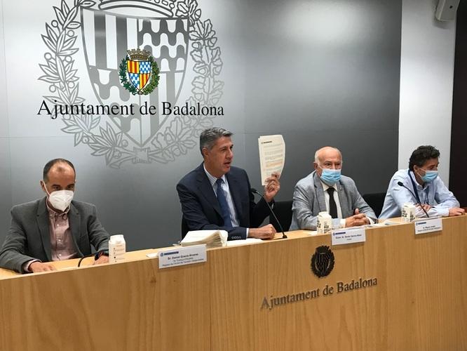 Comunicat del Govern de Badalona en relació amb l'afectació per l'enderrocament de l'edifici del passatge de la Torre número 16