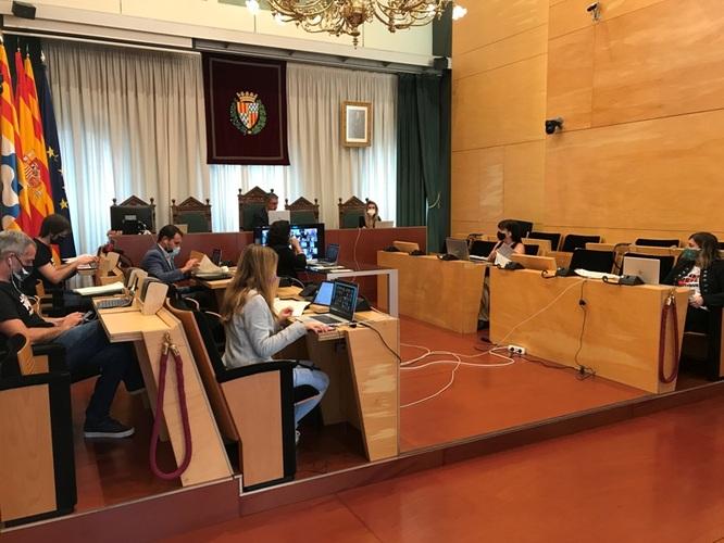 Resum dels acords del Ple de l'Ajuntament de Badalona del 29 de setembre de 2020