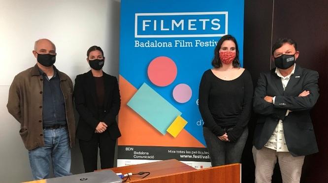La 46a edició de FILMETS Badalona Film Festival es desenvoluparà en un format híbrid del 16 al 25 d'octubre