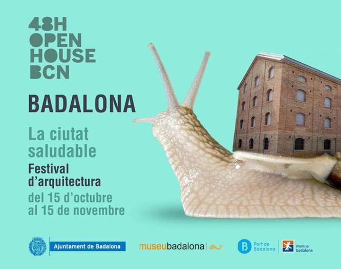 Badalona participa per cinquè any consecutiu en el festival d'arquitectura 48h Open House BCN