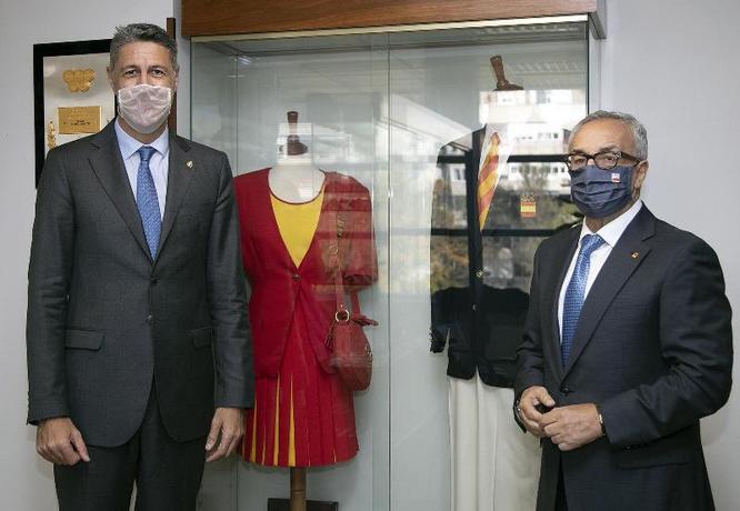 L'Ajuntament de Badalona i el Comitè Olímpic Espanyol estableixen relacions institucionals per fomentar la cohesió social i la difusió de valors a través de l'esport