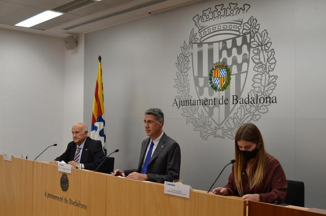 L'Ajuntament de Badalona cobrirà per primer cop el 100% de les beques menjador