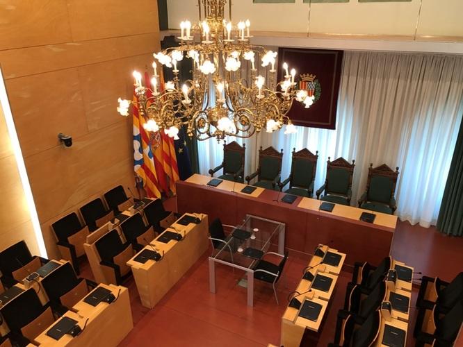 Dimarts, 24 de novembre, sessió ordinària del Ple de l'Ajuntament de Badalona