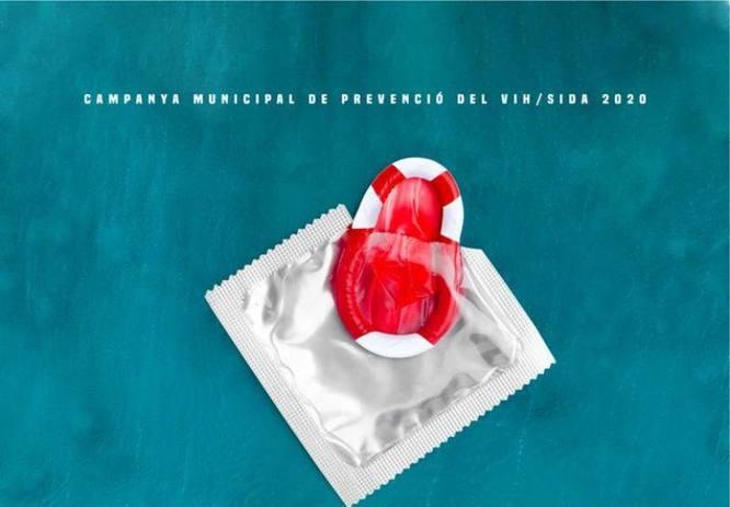 Badalona commemora avui el Dia Mundial de la Sida premiant al guanyador del 5è Concurs de Cartells prevenció del VIH/sida
