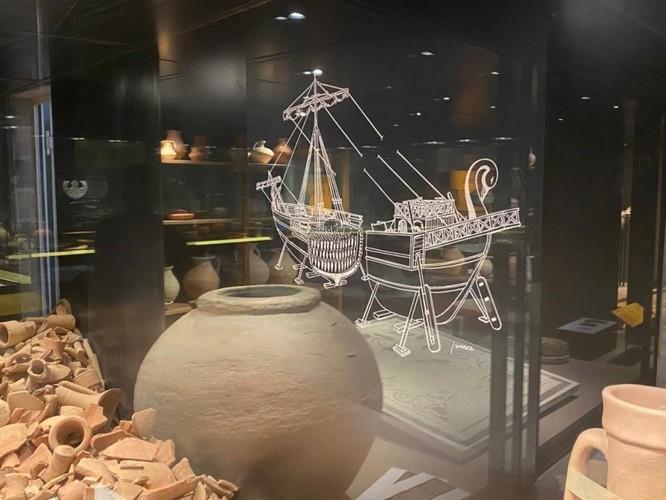El Museu de Badalona celebra el 10è aniversari de la museïtzació de l'espai arqueològic Termes-Decumanus