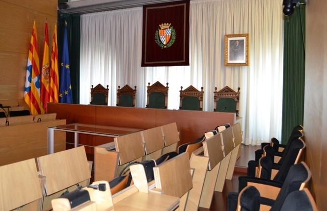 Dimarts, 22 de desembre, sessió ordinària del Ple de l'Ajuntament de Badalona