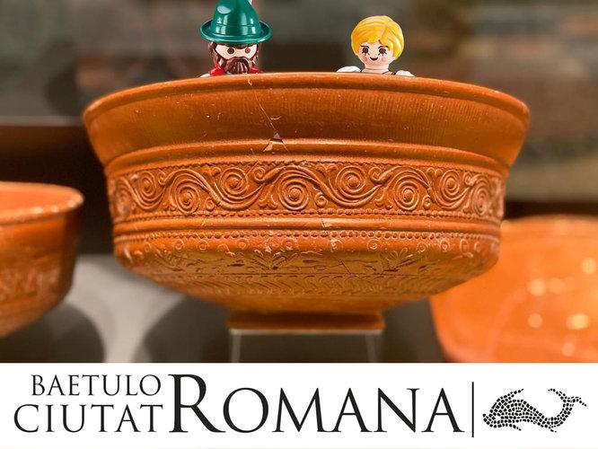El Museu de Badalona ha preparat per a aquest Nadal un joc per als infants per donar a conèixer les peces arqueològiques més destacades