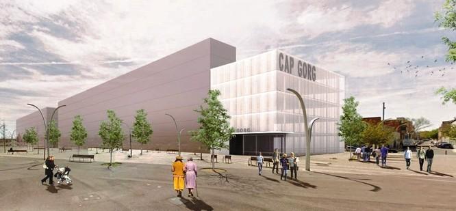 Aquest mes de gener s'inicien les obres de construcció del nou CAP del Gorg de Badalona