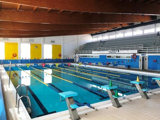 Aquest dilluns 1 de febrer es reobre la piscina municipal Mireia Belmonte