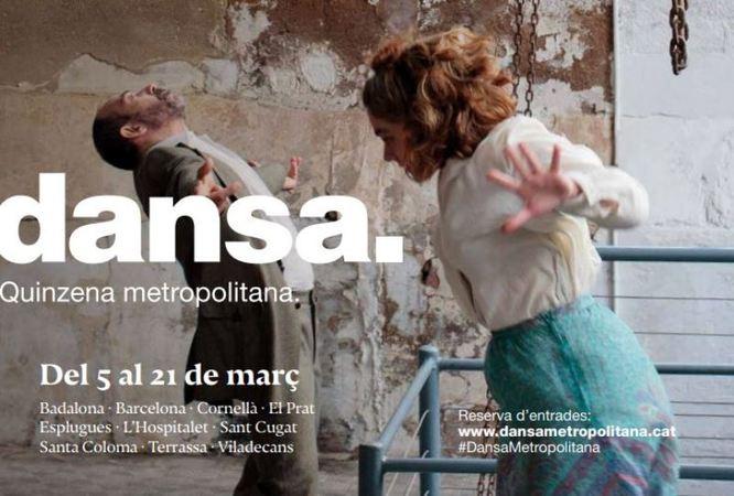 El festival Dansa Metropolitana arriba a Badalona