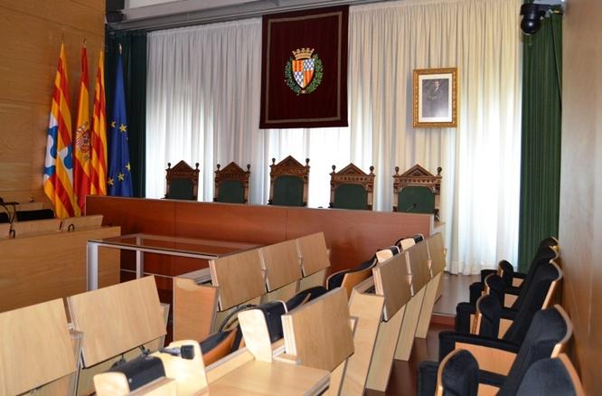 Dimarts 23 de març, sessió ordinària del Ple de l'Ajuntament de Badalona