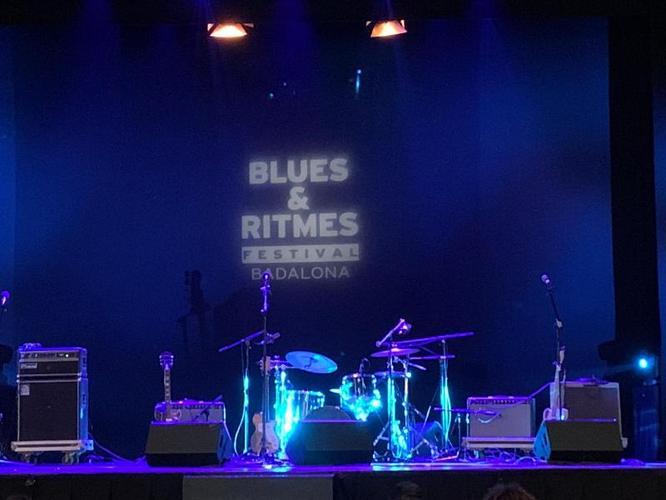 El Festival Blues & Ritmes de Badalona tanca amb gairebé el 100% d'assistència en els concerts programats