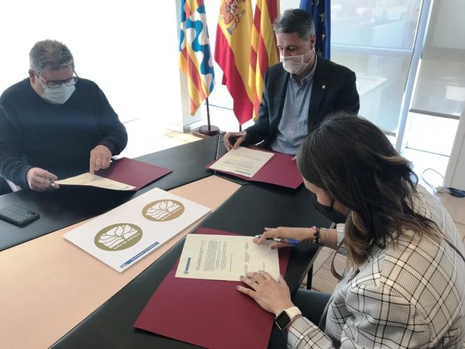 L'Ajuntament i l'Associació de Veïns de Bonavista acorden la creació d'una Aula de Natura a la finca recuperada del número 8 del carrer de Fogars de Tordera