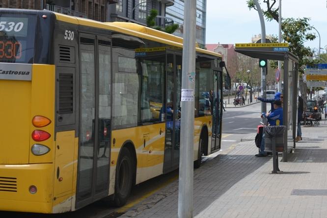 La pacificació del carrer d'Enric Borràs comença amb la reducció d'un 35% del trànsit d'autobusos