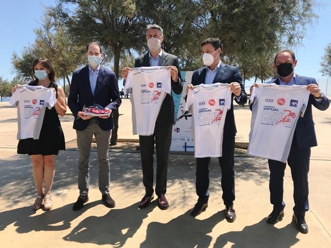 Badalona participa en la cursa solidària Ponle Freno que tindrà lloc el cap de setmana del 19 i 20 de juny en format virtual