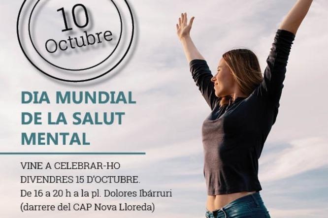 Badalona s'afegeix a les activitats de sensibilització amb motiu del Dia Mundial de la Salut Mental